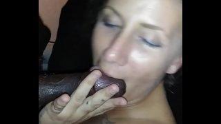 Amanda Dyer's First Black Dick Part 1