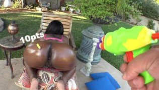 BANGBROS – Black Swan Likes To Pretend She Is All Innocent, But This Video Proves She Isn't
