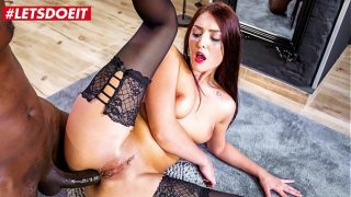 Big Booty Teen Babe Katy Rose Takes That BBC In Her Ass Like A Pro