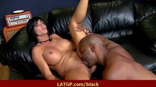 Interracial porn milf hardcore sex