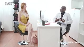 Lauren Phillips gets Mike with Big Gapes Submission and Crempie  xxx hardcore fuck