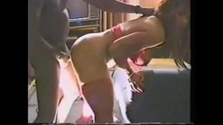 Racquel interracial gangbang 1 – Using all her holes