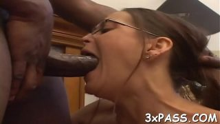 Watch interracial sex story mouth to pussy